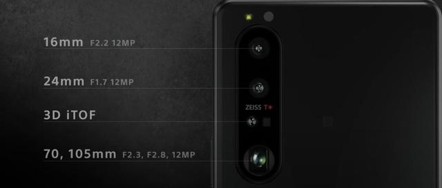 Unikalne aparaty mają dać Sony Xperia 1 III i 5 III przewagę