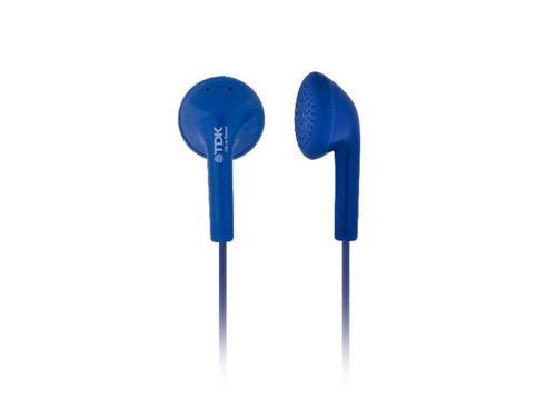 TDK Słuchawki douszne EB5 niebieskie
