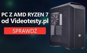 Zestaw Komputerowy z AMD Ryzen 7 od Videotesty.pl