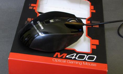 Zalman M400 [TEST]