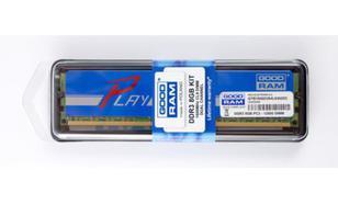 GoodRam DDR3 Play 2 x 4096 MB 1600 CL9 (niebieski)