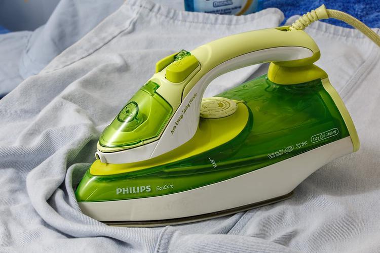 Zielone żelazko Philips