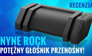 Nyne Rock - Potężny Głośnik Przenośny! Recenzja
