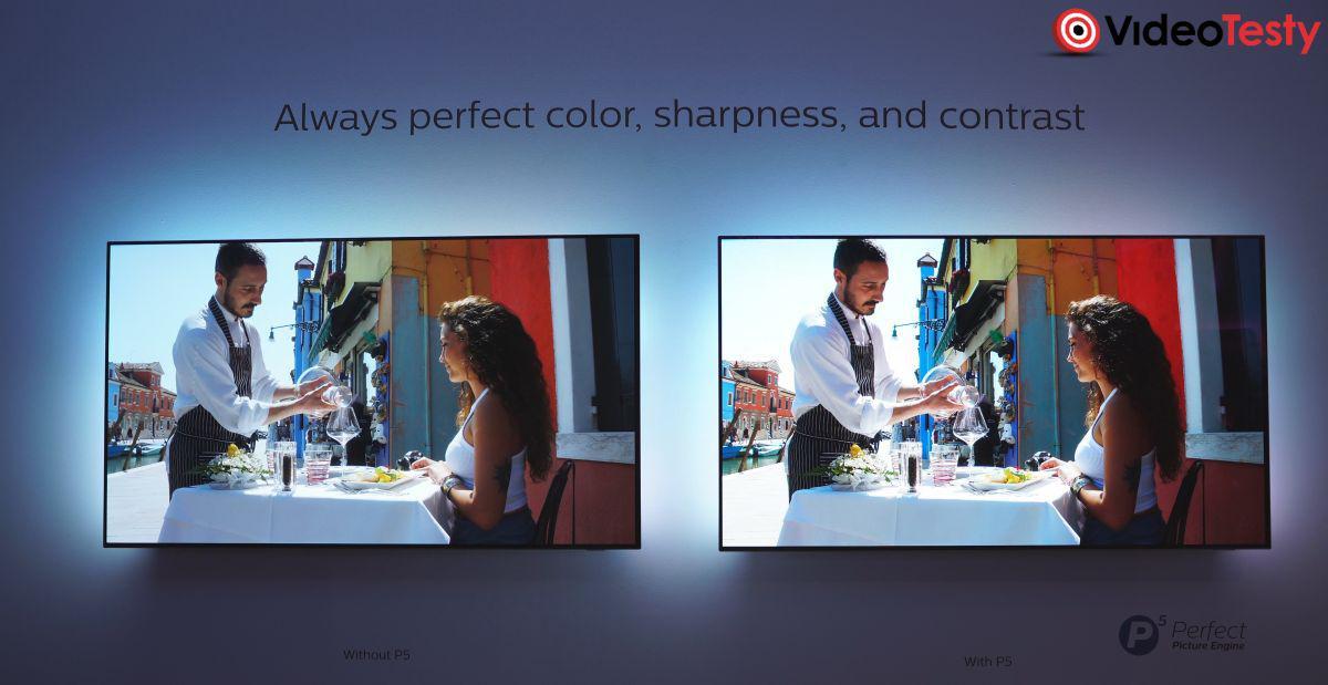 telewizory Philips z nowym procesorem obrazu z IFA 2019