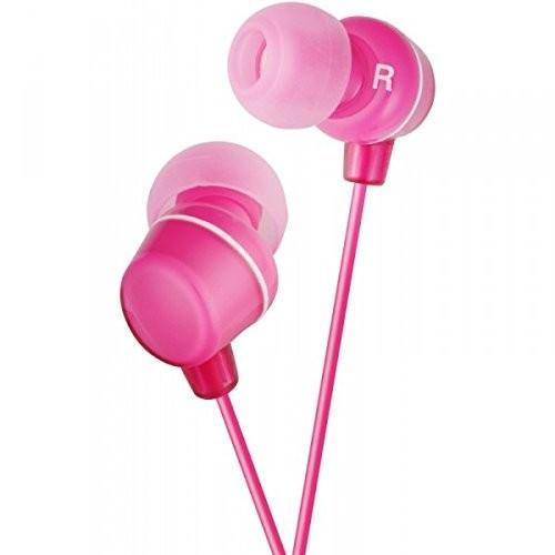 JVC Słuchawki HA-FX23 pink