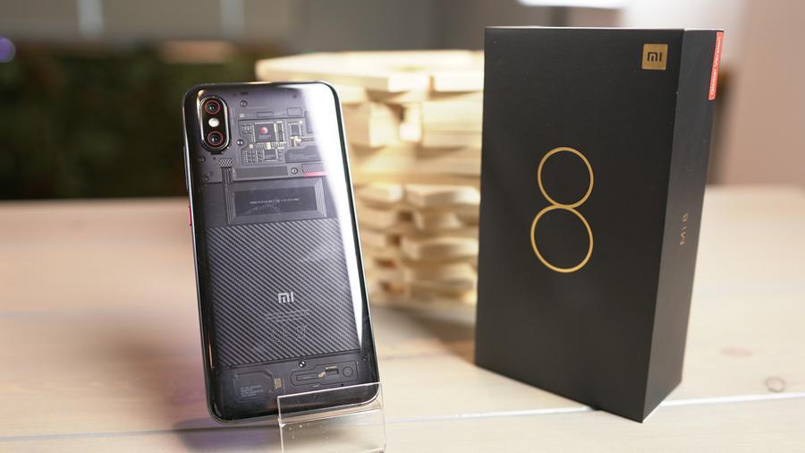 Xiaomi Mi 8 Pro plecki