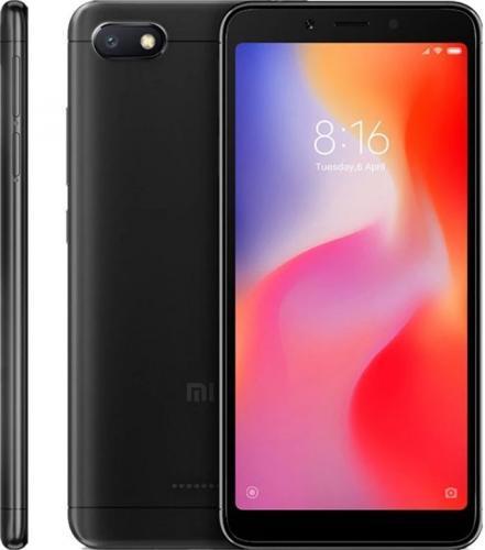 Xiaomi Redmi 6A 32GB Czarny
