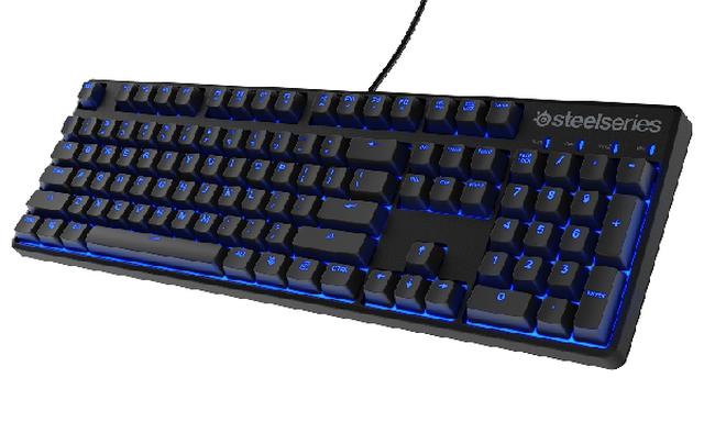 SteelSeries Apex M500 - Inteligentna Klawiatura Dla Graczy Turniejowych i Nie Tylko!