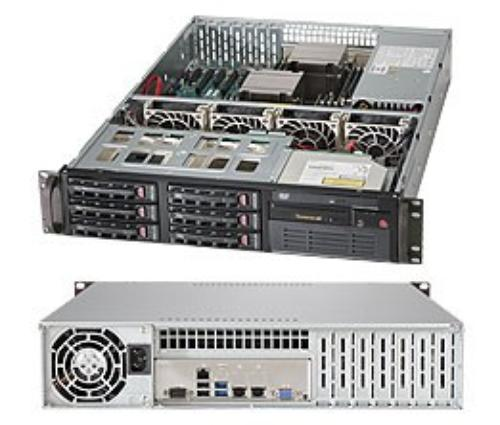 Supermicro SuperServer SYS-6028R-T SYS-6028R-T