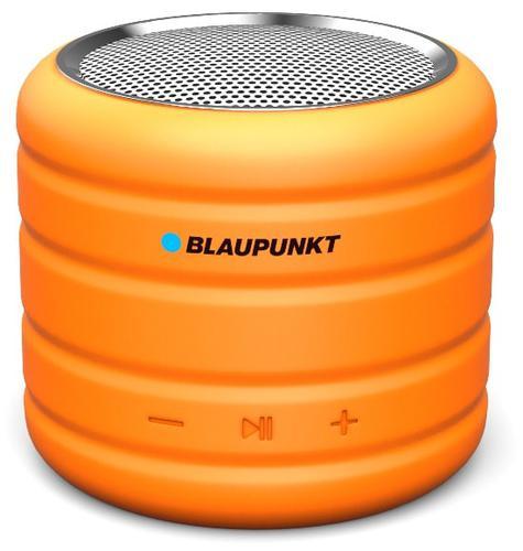 pomarańczowy głośnik BT Blaupunkt BT01OR