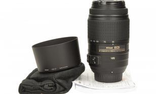 Nikon Obiektyw NIKKOR AF-S 55-300mm f/4.5-5.6 G ED VR DX