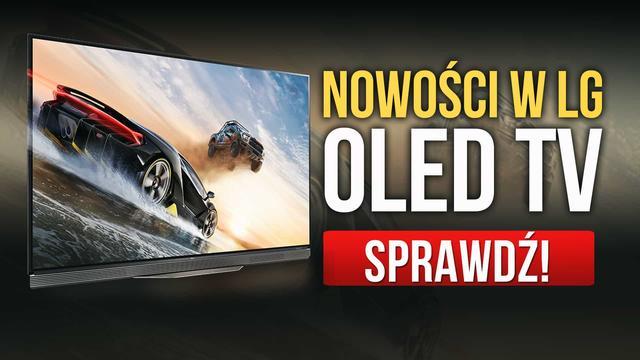 Telewizory LG OLED z Nowymi Technologiami