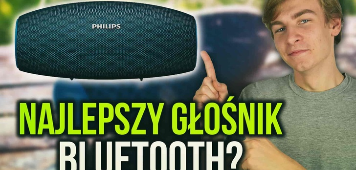 Smukły i Wodoodporny - Test Głośnika Bluetooth Philips EverPlay BT7900!