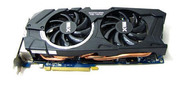Sapphire Radeon HD 7970 fot2