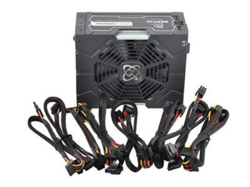 XFX Black Edition 1250W Full Modular (80+ Gold, 8xPEG, 135mm, Single Rail)