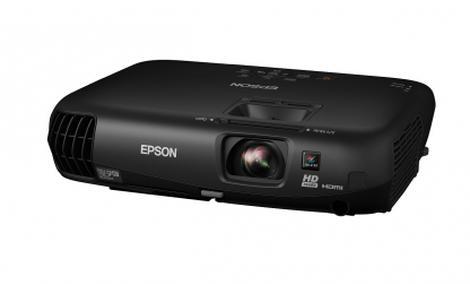 Domowy projektor Epson 3D dla graczy