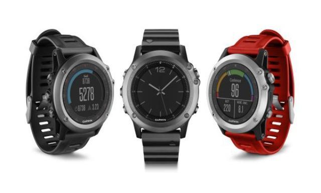 Garmin Fenix 3 - Solidny Zegarek GPS