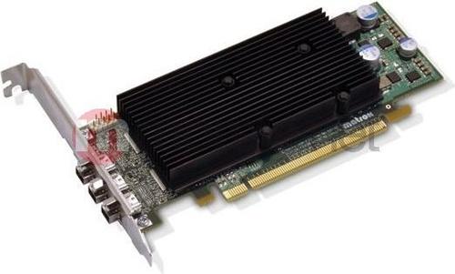 Matrox M9138 1GB DDR2 (128 bit) 3x Mini DisplayPort (M9138-E1024LAF)