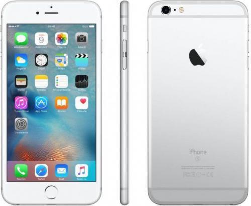 Apple iPhone 6s Plus 128GB Srebrny (MKUE2PM/A)