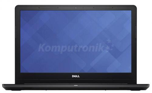 DELL Inspiron 15 3573-8038 - czarny - 120GB SSD | 8GB