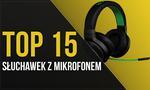 TOP 15 Słuchawek z Mikrofonem – Wygodne i Funkcjonalne Rozwiązanie do Gier i Skype'a