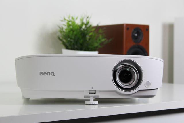 Benq W1050 przód