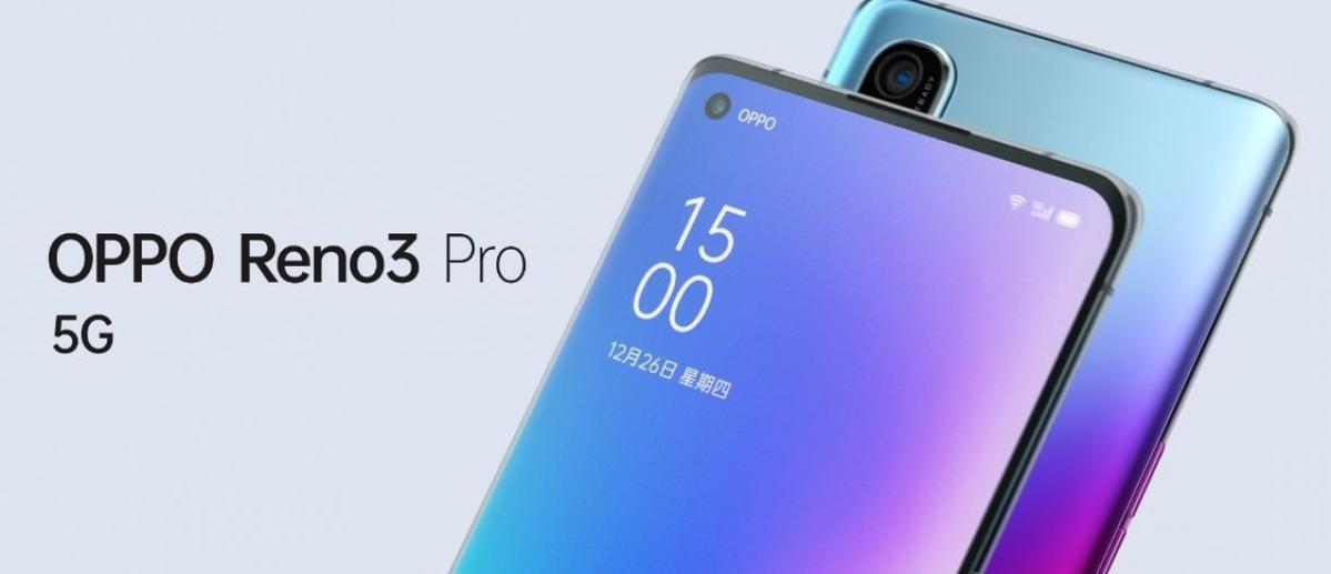 Oppo Reno 3 i 3 Pro pojawią się w wersji 5G