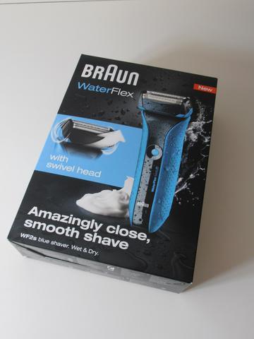Braun WaterFlex