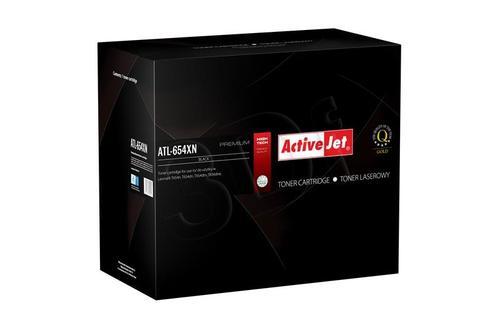 ActiveJet ATL-654XN toner Black do drukarki Lexmark (zamiennik Lexmark T650X21E) Premium