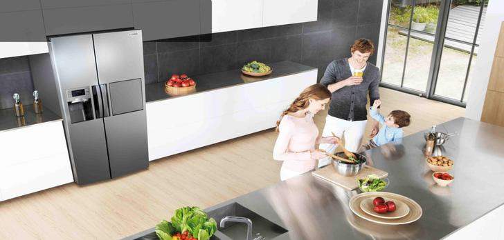 Gotuj z Samsungiem - Koreańczycy Prezentują Nowoczesne Rozwiązania!