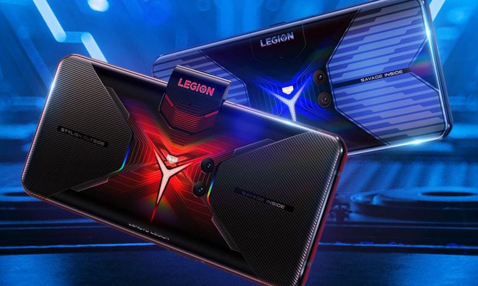 Legion Phone Duel – gamingowy flagowiec od Lenovo
