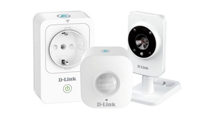 D-Link Smart Home Hd Dch-100Kt