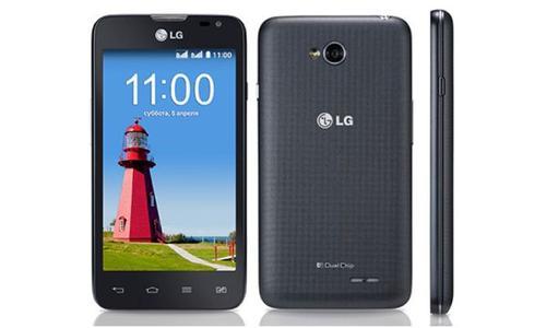 LG L65 black