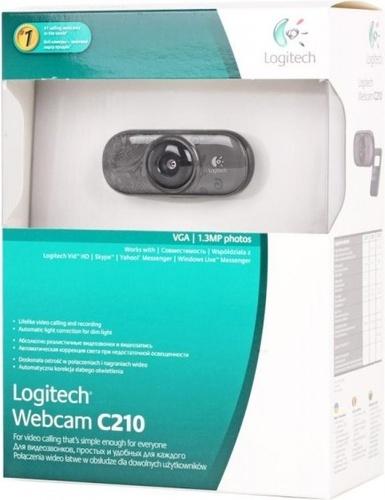 Logitech WEBCAM C210