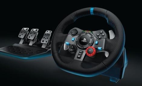 Logitech G29 Driving Force - Skarb Dla Posiadaczy PS4