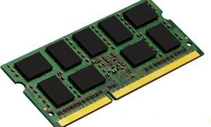 KINGSTON 4GB SODIMM DDR3 ECC 1600MHz KVR16LSE11/4 LV