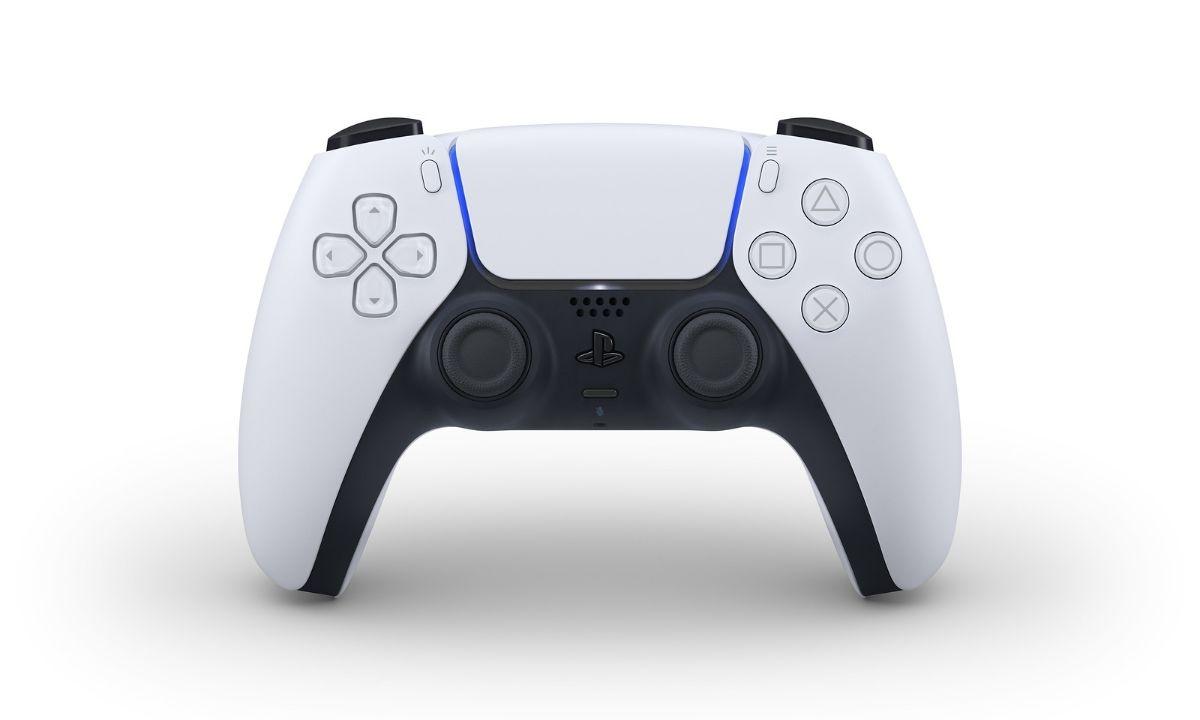 Zdjęcie pada do nowej konsoli Sony - PlayStation5