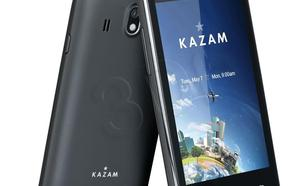 KAZAM TROOPER2 4.0 BLACK DUAL SIM
