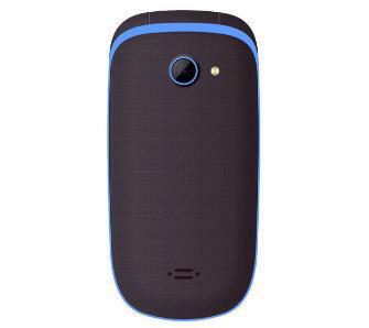 Maxcom Comfort MM818 (czarno-niebieski)