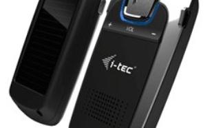 i-Tec Zestaw głośnomówiący Bluetooth CarKit Multipoint