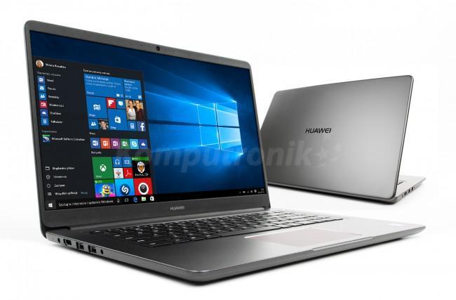 Huawei MateBook D 15.6 53010CEP - 500GB M.2 + 1TB HDD