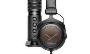 Beyerdynamic TYGR 300R + mikrofon FOX USB
