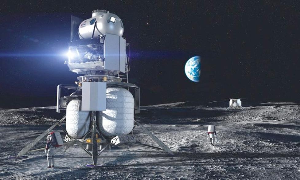 Nokia zbuduje sieć 4G na Księżycu
