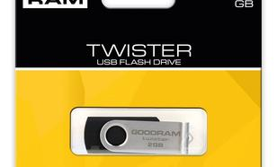 GoodRam Twister 2GB USB 2.0 Czarny