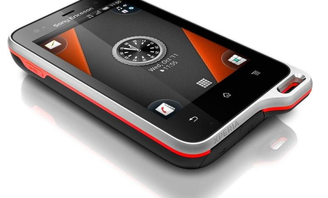 Sony Ericsson Xperia Active [TEST]