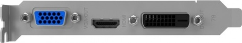 Palit GeForce CUDA GT740 1GB DDR3 PCI-E 128Bit DVI/HDMI/DSub BOX