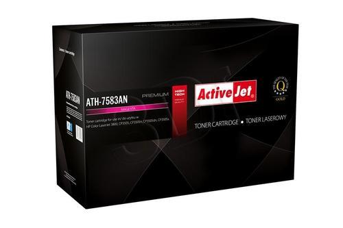 ActiveJet ATH-7583AN magenta toner do drukarki laserowej HP (zamiennik 503A Q7583A) Premium