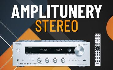 Jaki amplituner stereo? |TOP 5|