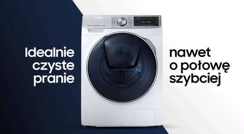 Promocje na pralki Samsunga są atrakcyjne