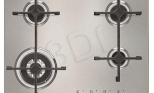 gazowa ELECTROLUX EGS 6343NOX (gazowa / stal nierdzewna)